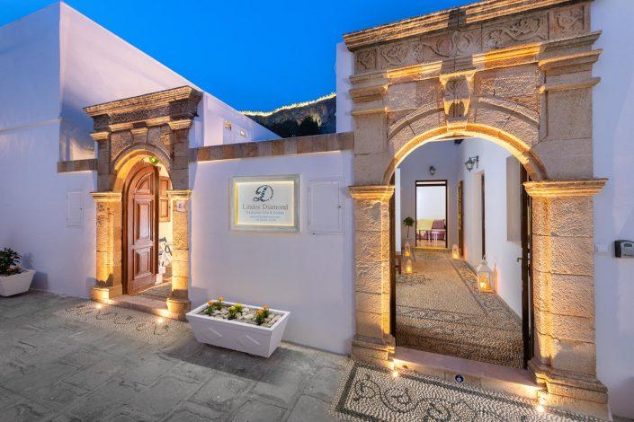 Lindos Villas Suites Apartments