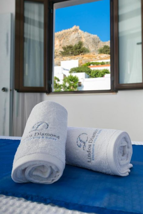 Lindos Villas Suites Apartments Rhodes
